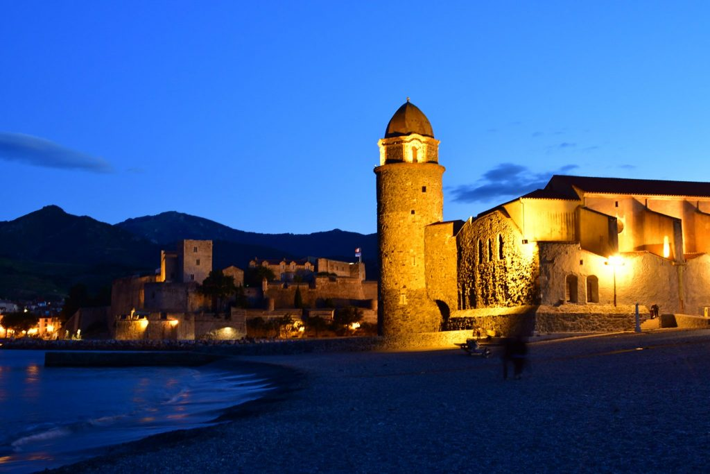 Collioure. Early Morning